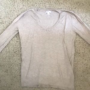 Nordstrom BP Basics V-Neck Sweater